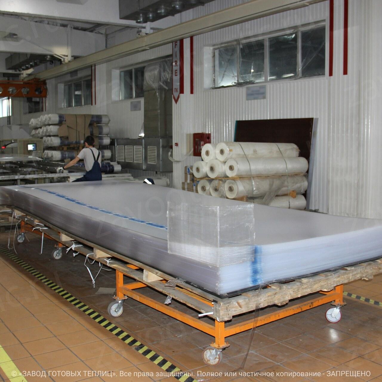 завод теплиц архангельск официальный